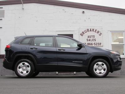Used 2015 Jeep Cherokee Sport