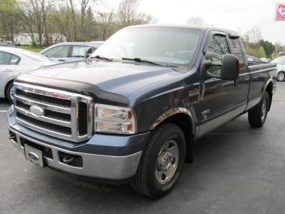 Used 2007 Ford F-250 XLT SuperCab Super Duty