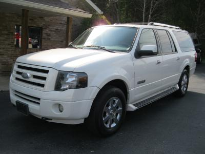 Used 2008 Ford Expedition EL Limited