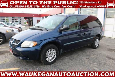 Used 2002 Dodge Grand Caravan eL