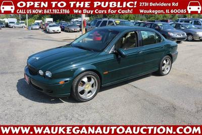 Used 2002 Jaguar X-Type 2.5
