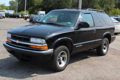 Used 2000 Chevrolet Blazer LS