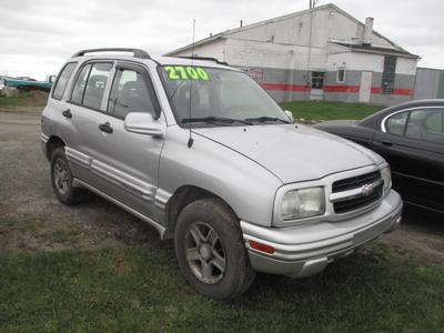 Used 2004 Chevrolet Tracker
