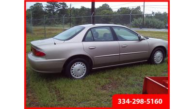 Used 2003 Buick Century Custom