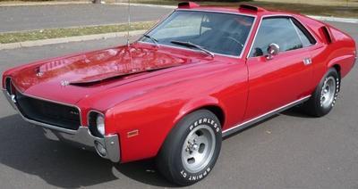 Used 1968 American Motors AMX