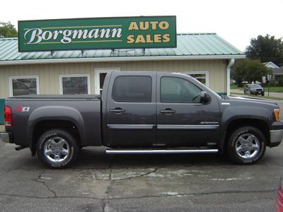 Used 2010 GMC Sierra 1500 SLT