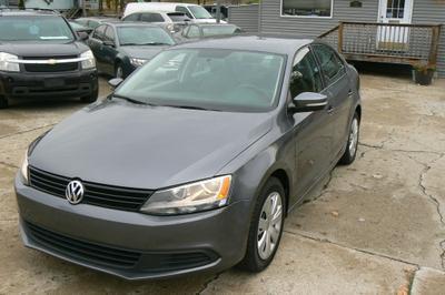 Used 2012 Volkswagen Jetta SE