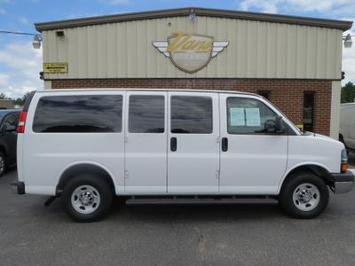 Used 2014 Chevrolet Express 3500 LT