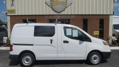 Used 2015 Chevrolet City Express 1LS