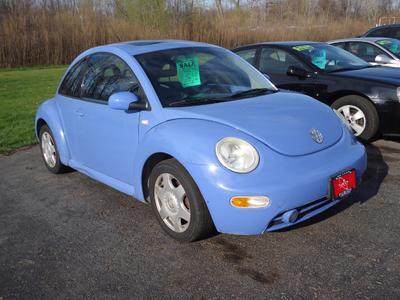 Used 2001 Volkswagen New Beetle