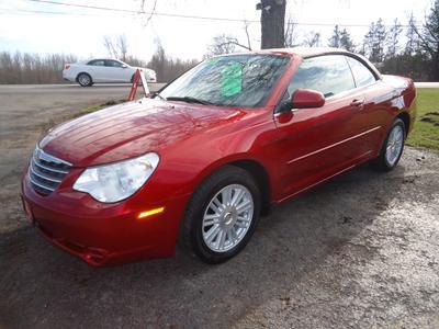 Used 2008 Chrysler Sebring Touring