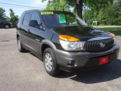 Used 2003 Buick Rendezvous CX