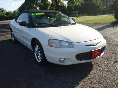 Used 2002 Chrysler Sebring Limited