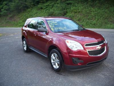 Used 2010 Chevrolet Equinox LS
