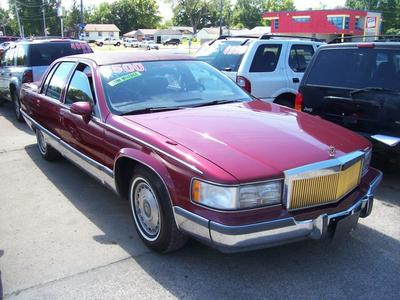Used 1993 Cadillac Fleetwood