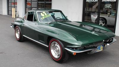 Used 1967 Chevrolet Corvette