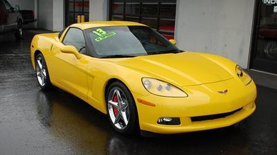 Used 2013 Chevrolet Corvette Base