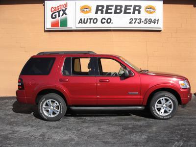 Used 2007 Ford Explorer XLT