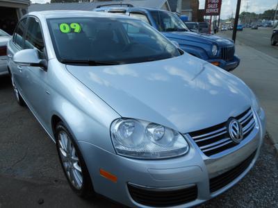 Used 2009 Volkswagen Jetta Wolfsburg Edition