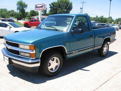 Used 1997 Chevrolet 1500 Silverado