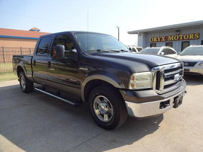 Used 2006 Ford F-250 Lariat Crew Cab Super Duty