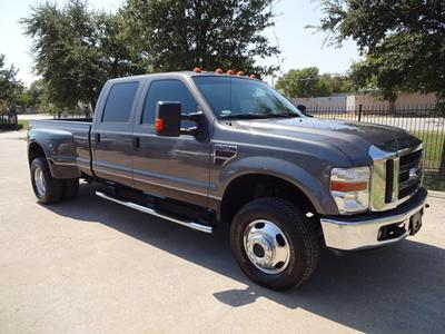 Used 2008 Ford F-350 Lariat Crew Cab Super Duty