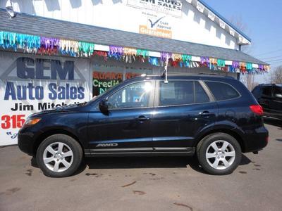 Used 2009 Hyundai Santa Fe Limited