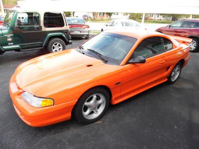 Used 1996 Ford Mustang GT