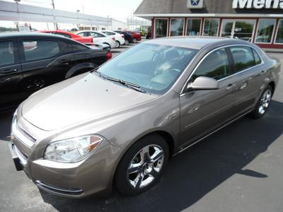 Used 2010 Chevrolet Malibu LT