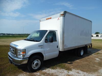 Used 2012 Ford E350 Super Duty Cargo