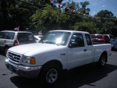 Used 2003 Ford Ranger XLT SuperCab