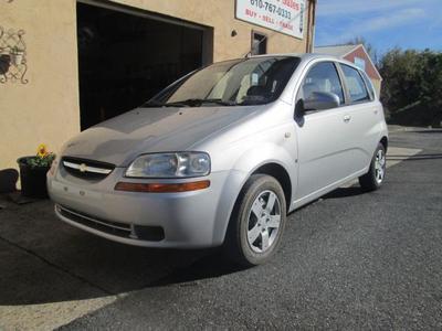 Used 2007 Chevrolet Aveo 5 LS