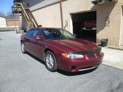 Used 2001 Pontiac Grand Prix GT
