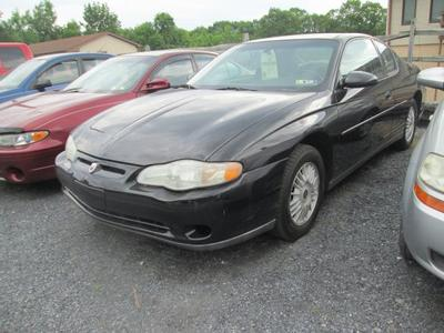 Used 2002 Chevrolet Monte Carlo LS