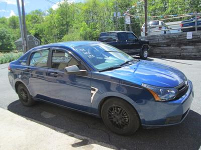 Used 2008 Ford Focus SE