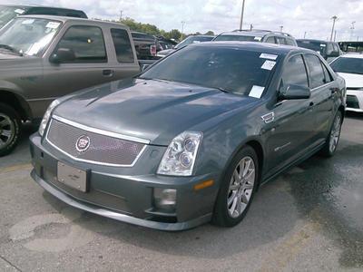 Used 2008 Cadillac STS V