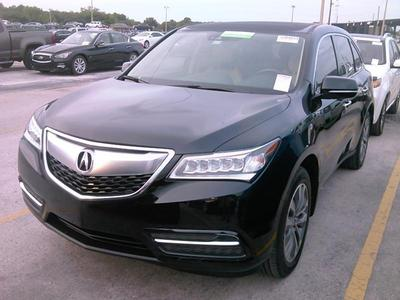 Used 2016 Acura MDX 3.5L