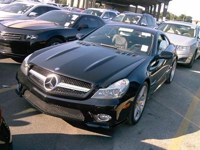 Used 2011 Mercedes-Benz SL 550