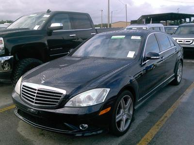 Used 2008 Mercedes-Benz S 550