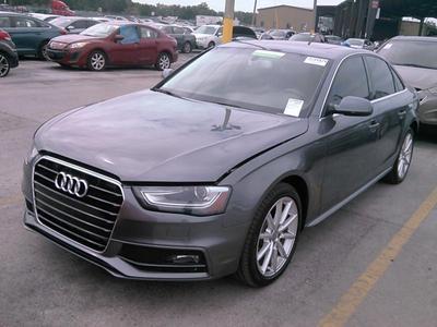Used 2016 Audi A4 2.0T Premium