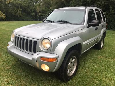 Used 2002 Jeep Liberty