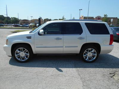Used 2012 Cadillac Escalade Platinum Edition