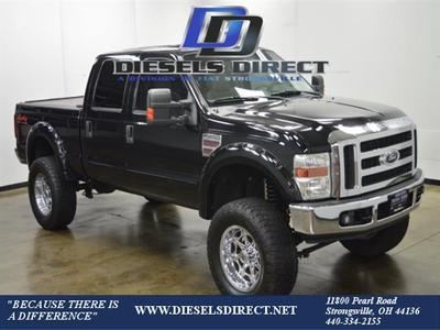 2008 Ford F-250 Lariat Super Duty