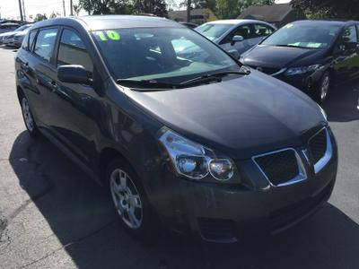 Used 2010 Pontiac Vibe Base