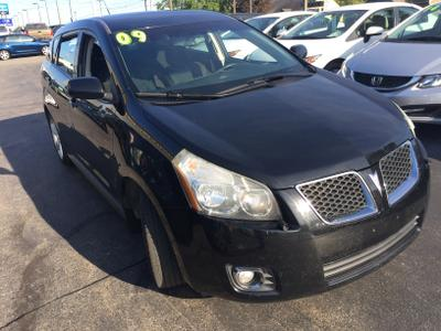 Used 2009 Pontiac Vibe Base