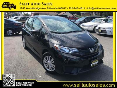Used 2015 Honda Fit LX