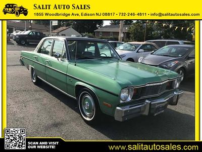 Used 1975 Plymouth Valiant