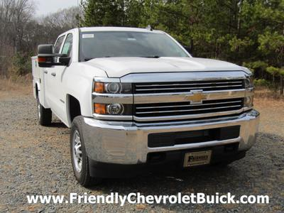 New 2016 Chevrolet Silverado 2500 WT