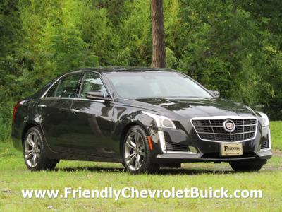 Used 2014 Cadillac CTS 3.6L Twin Turbo Vsport