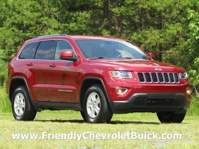 Used 2015 Jeep Grand Cherokee Laredo